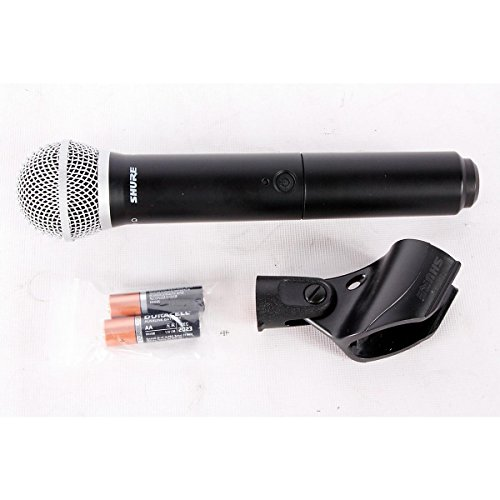 Shure Blx2/Pg58 Handheld Wireless Transmitter With Pg58 Capsule Frequency K12 888365176543