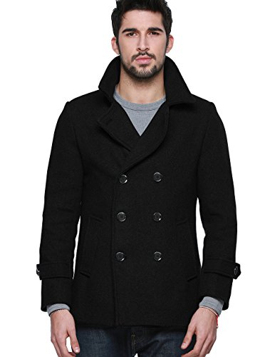 match-mens-wool-blend-buttoned-top-coat010-blackuk-large-tag-xx-large