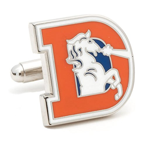NFL Denver Broncos Team Cufflinks