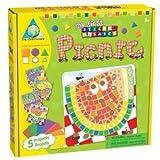 My First Sticky Mosaics® Picnic
