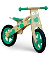 D Arpege - Draisienne En Bois Enfant Modèle Funbee Woody
