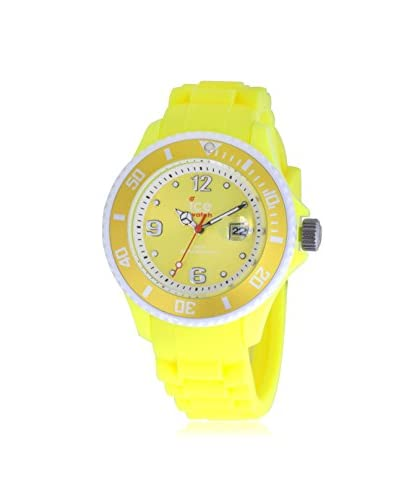 Ice Watch Unisex Small Sunshine Watch - Yellow
