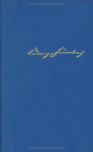Ludwig Feuerbach. Gesammelte Werke: Briefwechsel III (1845-1852): 19