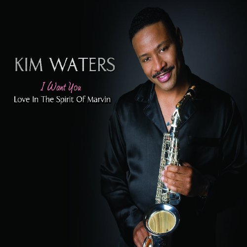 I Want You: Love in the Spirit of Marvin by Kim Waters