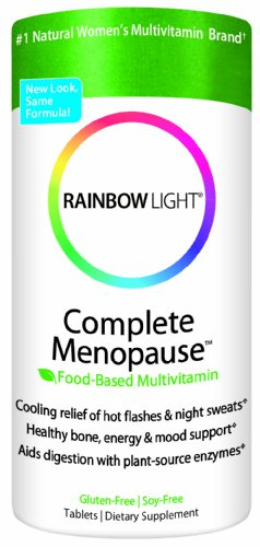 Rainbow Light Complete Menopause Vitamin, Tablets, 120 tablets