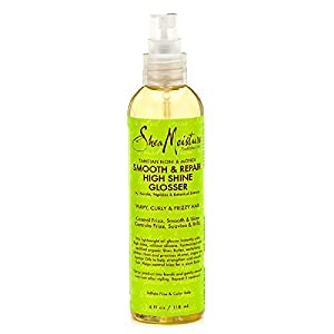 SheaMoisture Tahitian Noni & Monoi Oil Smooth & Repair High Shine Glosser