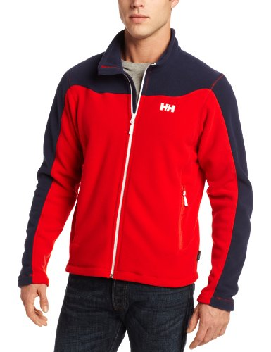 Helly Hansen Velocity Fleece Jacket - Alert Red