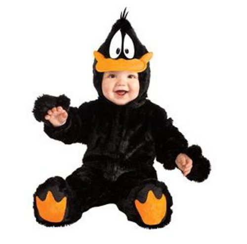 Looney Toons Daffy Duck Toddler Dress Up Costume