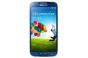 Samsung Galaxy S4 i9505 Smartphone débloqué 4G (Ecran: 4.99 pouces - 16 Go - Android 4.2 Jelly Bean) Bleu