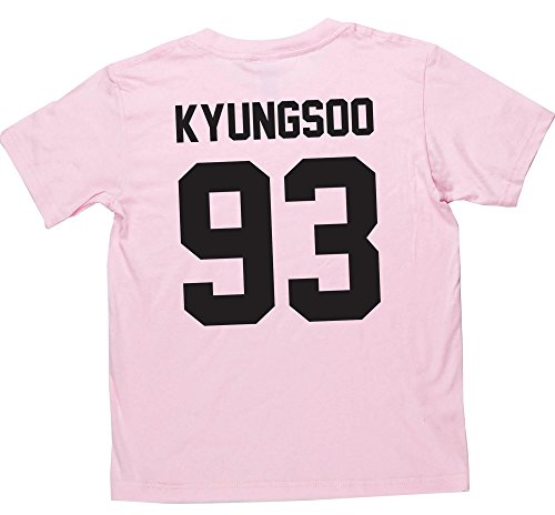 hippowarehouse-kyungsoo-93-printed-on-the-back-kids-short-sleeve-t-shirt
