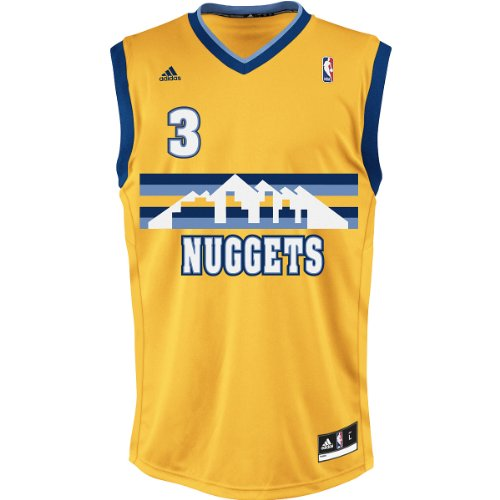 Denver Nuggets Uniforms: Denver Nuggets Alternate Jersey, Alternate Nuggets Jersey