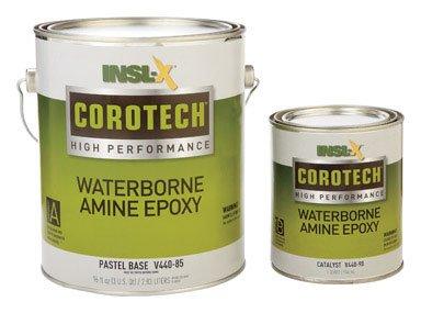 Insl X Coatings V440 85 1K Corotech Waterborne Amine Epoxy Kit Pastel Base