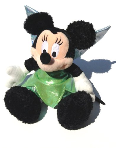 Tinkerbell Minnie Mouse Plush - 1