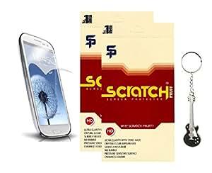 Scratch Pruff Matte Screen Guard For Samsung Galaxy Note N7000 Pack of 2