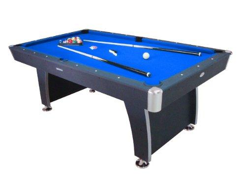billard tables prime tech grande table de billard marque 215x120 cm xxl couleur noir avec. Black Bedroom Furniture Sets. Home Design Ideas