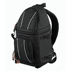 Sling Shoulder Camera Backpack Water Resistant C2000