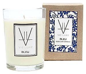 Vie Luxe Bleu, an Eco-Luxe Candle 6.5 oz.