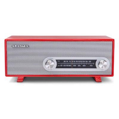 Ranchero Radio Color: Red