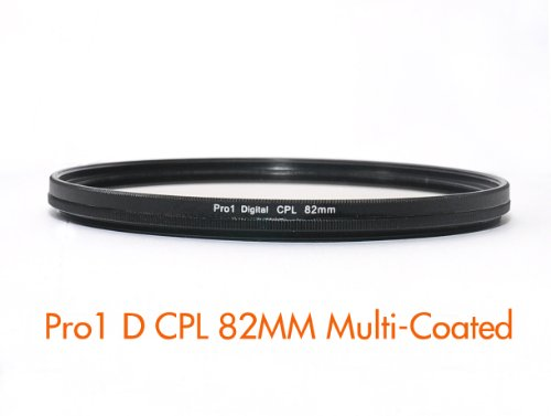 RainbowImaging 82mm Pro 1D PRO1-D Slim CPL Circular Polarizer filter (Multi-Coated)
