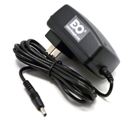 AC Wall Charger Adapter for Pandigital R7T40WWHF2 Color eReader Media Tablet