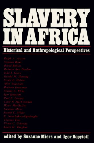 Amazon.com: Slavery In Africa: Historical and Anthropological Perspectives (9780299073343): Suzanne Miers, Igor Kopytoff: Books