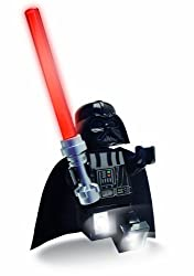 LEGO Darth Vader LED Flashlight/Torch