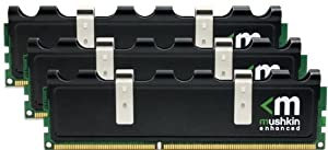 Mushkin Enhanced Blackline Frostbyte 6 GB Desktop Memory 998681