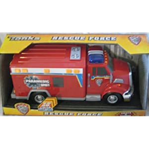 Tonka Rescue Force Ambulance Reviews