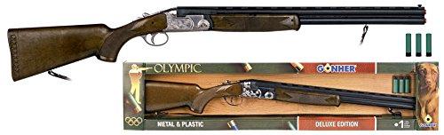 edison 504041 cartucce ricarica per fucile montecarlo 40 colpi pistole giocattolo. Black Bedroom Furniture Sets. Home Design Ideas