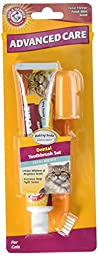 Arm and Hammer Advanced Dental Care Kit for Cats