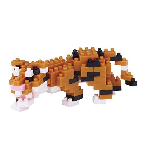 kawada-de-tamano-micro-bloque-de-construccion-nanoblock-nbc-181-tigre-de-bengala-150-piezas-grado-de