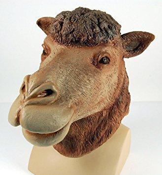 head-mask-rubber-camel-head