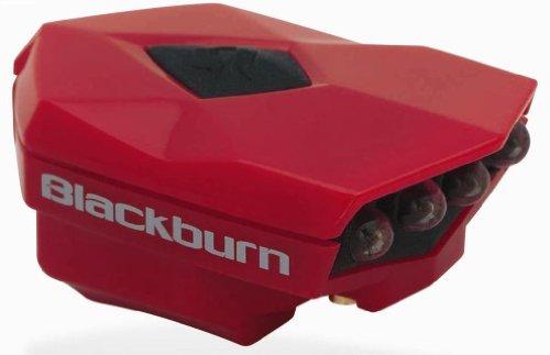 Blackburn Flea Front USB Bicycle Headlight, Red
