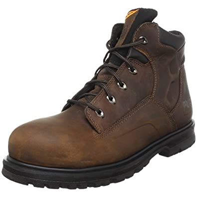 Timberland PRO 85591 Men's Magnus 6-in ST Boot Brown 5 W US