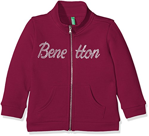 united-colors-of-benetton-girls-3jd7c5146-sweatshirt-red-burgundy-8-9-years-manufacturer-sizelarge