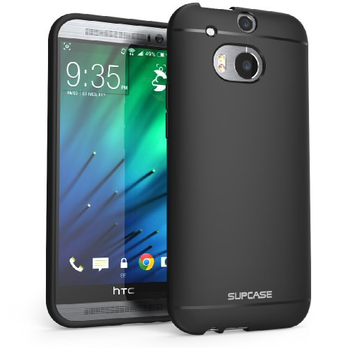 SUPCASE All New HTC One M8 Case – Premium Hybrid Protective Bumper Case for HTC One 2014 Release
