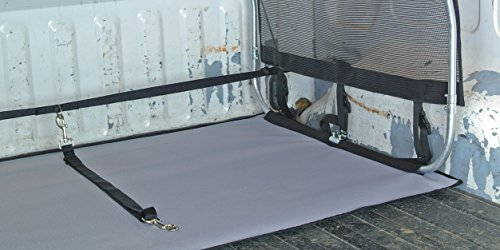 Truck Bed Shelter : Bushwhacker paws n claws k canopy w pad and tether