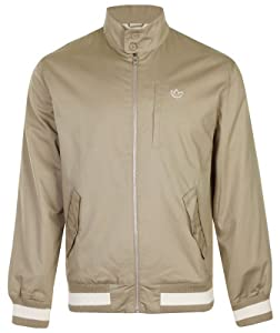 Adidas Originals Herren Trainingsjacke, Beige, Größe M