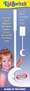 KidSwitch Light Switch Extender - 3 Pack