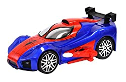 Ridemakerz Spiderman Xtreme Customz XL Hero Kit Blue and Red