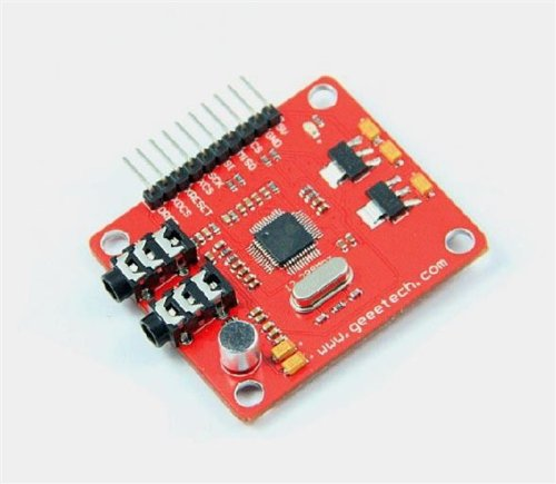 Shanhai Mp3 Music Breakout Board Vs1053 With Sd Card Slot Work With Arduino Iduino