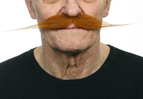 Ginger Dali moustache