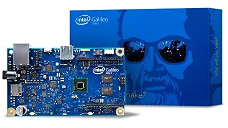 INTEL gALILEO gen 2 board education board