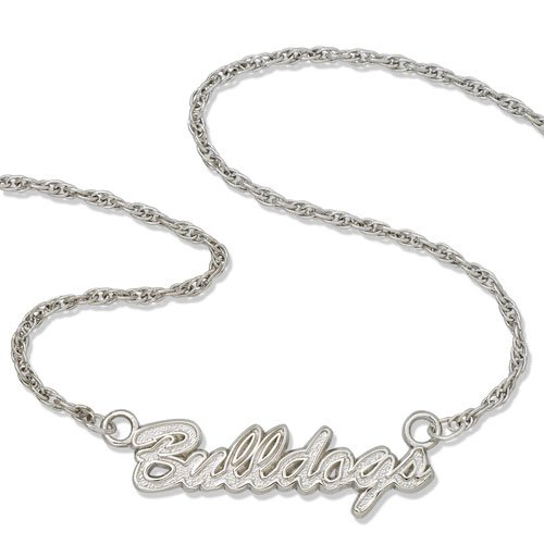 Georgia Script Necklace