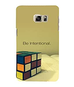 printtech Cool Quotes Back Case Cover for Samsung Galaxy Note 5 Edge::Samsung Galaxy Note 5 Edge 2