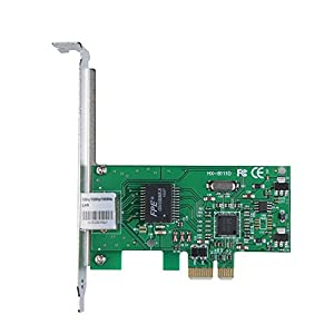 PCI-E Express 10/100/1000M Gigabit Ethernet LAN Network Controller Card