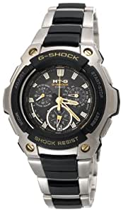 Casio Men's MTG1000-9 G-Shock MT-G Multi-Band Solar Atomic Chronograph Watch