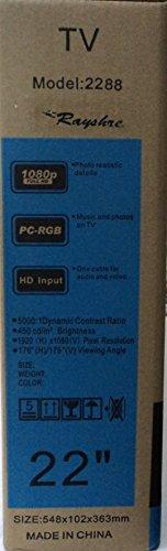 Rayshre-REPL22LEDHDRM1-22-Inch-Full-Hd-LEDTV