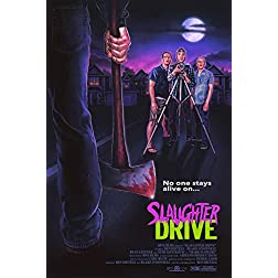 Slaughter Drive [Blu-ray]