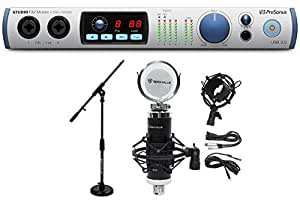 package presonus studio 192 mobile 22x26 usb 3 0 audio interface and studio command. Black Bedroom Furniture Sets. Home Design Ideas